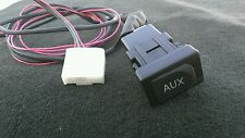 GENUINE SCION OEM AUX STEREO ADAPTER W/WIRE HARNES