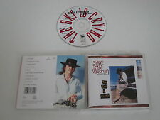 Stevie Ray Vaughan and Double Trouble/THE SKY IS lnglese (Epic 468640 2) CD Album