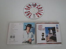 STEVIE RAY VAUGHAN AND DOUBLE TROUBLE/THE SKY IS CRYING(EPIC 468640 2) CD ALBUM