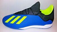 adidas X 18.3 TURF (DB1955) BLUE-VOLT (SIZE 12)