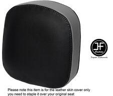 Gris y Negro personalizado de vinilo cabe Honda F6C Valkyrie respaldo 96-05 Cubierta de asiento solamente