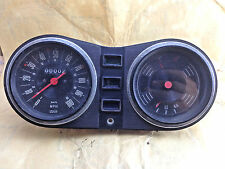 Genuine Fiat 128 Speedometer Tachometer Kombiinstrument Veglia Borletti