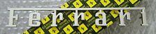 Ferrari Script Emblem Badge