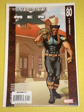 X-MEN ULTIMATE #80 VOL1 MARVEL COMICS MAY 2007