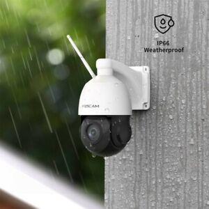 FOSCAM SD2X 1080P DUAL-BAND WLAN PTZ DOME KAMERA MIT 18-FACH OPTISCHEM ZOOM