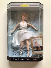 Barbie MATTEL- MARILYN MONROE the Seven Year Itch  -  1997