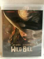 NEW WILD BILL BLU RAY (1995) TWILIGHT TIME LIMITED EDITION WESTERN ACTION MOVIE