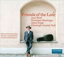 Axel Wolf, luth Friends of the Lute, New Music