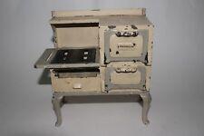 """1920's Arcade Toys Cast Iron """"Peninsular"""" Stove, Nice Original"""