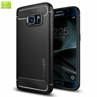 Spigen Rugged Armor Samsung Galaxy S7 Case with Resilient Shock Absorption Black
