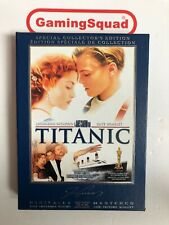Titanic Special Collectors Edition NTSC DVD, Supplied by Gaming Squad