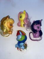 McDonalds 2018 My Little Pony  Happy Meal Toys lot of 4