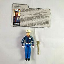 Tight Joints   C8.5 Very Good GI Joe Body Part 1987 Marine Dress Gung-Ho  Legs