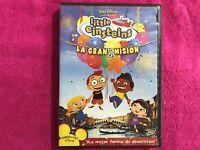 LITTLE EINSTEINS DVD LA GRAN MISION PELICULA LEO JUNE QUINCY ANNIE ESP ING ...