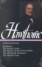 Nathaniel Hawthorne : Collected Novels: Fanshawe, The Scarlet Letter,-ExLibrary