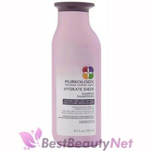 Pureology Hydrate Sheer Shampoo 8.5oz / 250ml
