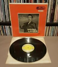 MARIO LANZA You Do Something To Me Vinyl L.P - 1B/1B UK Press - Camden CDN 115