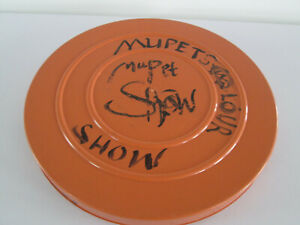 THE MUPPET SHOW ON A VINTAGE CECOLITE 16mm 1200 FILM REEL & TIN