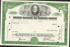 DECO => AMERICAN TELEPHONE & TELEGRAPH Cy. (NEW-YORK - USA) (R)