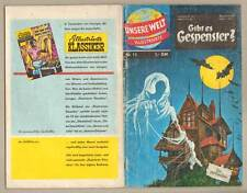 CGB Our World Illustrated 13 * There are ghosts? * G.R. Evans/G. Morrow * EPL * z2
