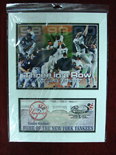 NEW YORK YANKEES - 2003 OPENING DAY STATION CANCELLED ENV.  - BRONX NEW YORK -