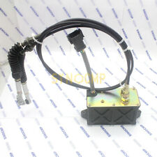 Accelerator 157-3177 for CAT 320D Excavator Throttle Motor, Double Cables 7 pins