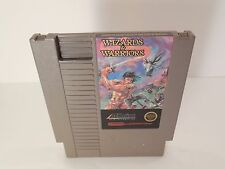 Wizards & Warriors (Nintendo Entertainment System, 1987) NES Cleaned & Tested