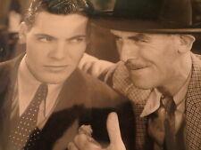 1931 Sweepstakes EDDIE QUILLAN Movie Star Original Vintage Scene Photo 8x10 #427