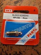Brake Caliper Bleed Screw/Nipple M8 x 1.25mm