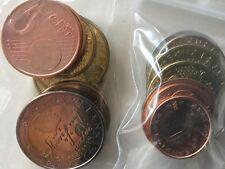SLOVENIE 2007 UNC 1 cent t/m 2 euro
