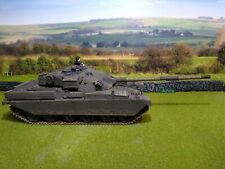 1/35 built and painted Tamiya 35068 British Chieftain Mk5 MBT with commander