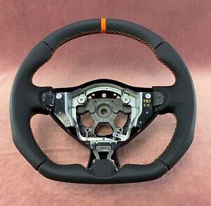 Full Reshaped Steering Wheel  JDM FAIRLADY Z34 370Z NISSAN JUKE NISMO * Stripe
