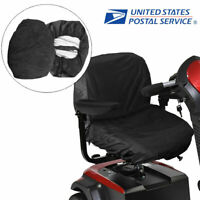 Pro Waterproof Nylon Seat Cover Fit Electric Wheelchairs Mobility Scooter US New