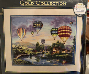 Dimensions The Gold collection 35213 Balloon Glow