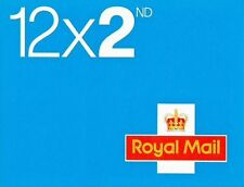 120 BRAND NEW 2ND CLASS STAMPS Self Adhesive SAVE Postage Second Satisfaction UK