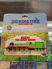 1992 Ertl Thomas the Train Shining Time Station Henry The Green Engine #1191