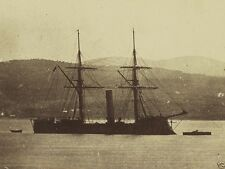 Confederate ironclad CSS Stonewall at Ferrol Spain New 8x10 US Civil War Photo