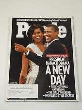 People Magazine- Inauguration Special- President Obama- February 2, 2009