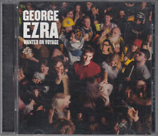 George Ezra : Wanted on Voyage CD FASTPOST