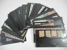 WW, BRITISH COLONIES, Excellent assortment of Stamps in stock cards