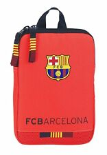 FC BARCELONA BRANDED RED TABLET BAG PHABLET PHONE NETBOOK NOTEBOOK PROTECTOR