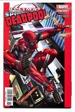 Deadpool #17 Ultimate Greg Horn SpanishVariant 9.6