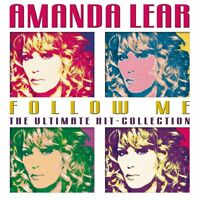 AMANDA LEAR - FOLLOW ME,THE ULTIMATE HIT-COLLECTION  2 CD NEUF
