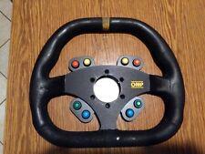 Piastra supporto pulsanti volante sportivo racing steering wheel button plate 8
