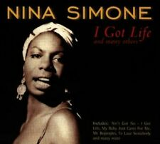 Nina Simone : I Got Life & Many Other Jazz Vocals 1 Disc CD