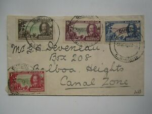 1935 SOUTHERN RHODESIA COVER