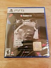 Ps5 - Madden Nfl 21 (Next Level Edition) - Brand New - Nxt Lvl - PlayStation 5