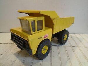 Tonka Mighty Dump Truck - vintage 1970s