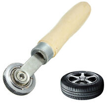 Ball Bearing Tyre Patch Roller Stitcher Puncture Repair Tool Car Truck Tyres