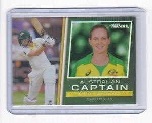 CA 2020 TLA Traders Cricket Cards - CAPTAIN Card - Meg Lanning CC02